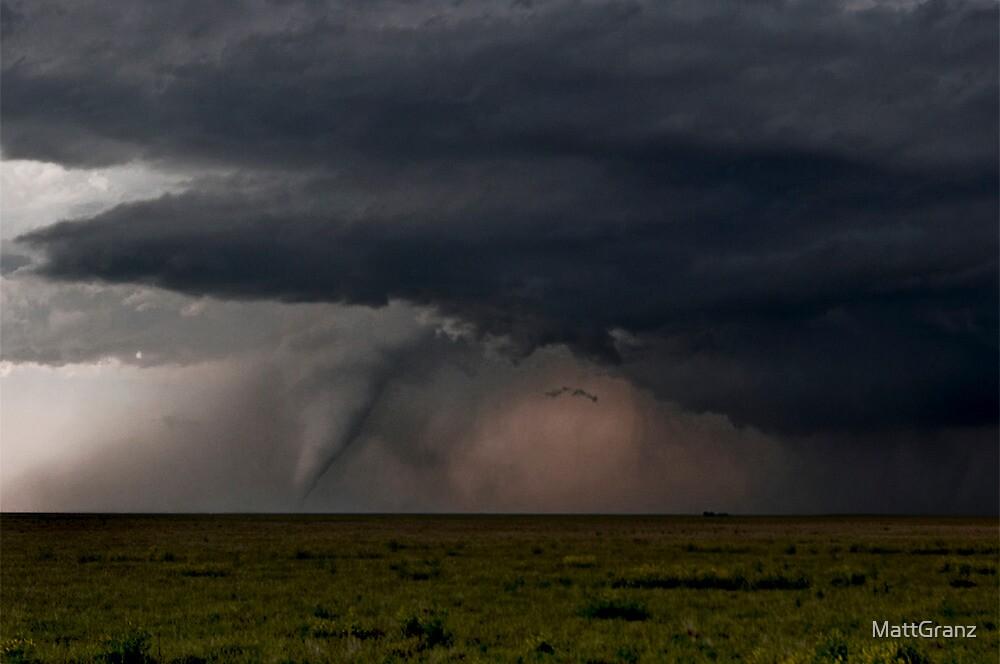 Boise City Tornado by MattGranz