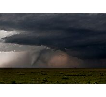 Boise City Tornado Photographic Print