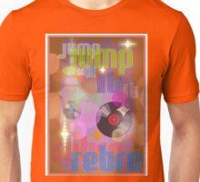 Jump On Retro Unisex T-Shirt