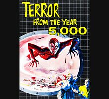 Terror from the year 5000 vintage Unisex T-Shirt