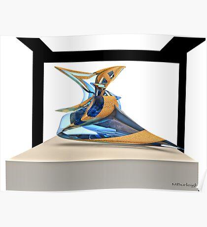 Virtual sculpture 4 Poster