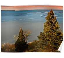 Bore Tide... Turnagain Arm/Cook Inlet Poster