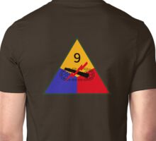 9th Armored Division (United States - Historical) Unisex T-Shirt