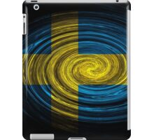 Sweden Twirl iPad Case/Skin
