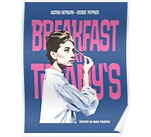 Breakfast at Tiffany's Movie Poster Poster