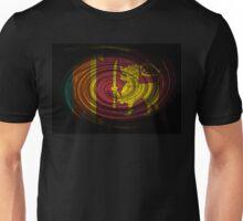 Sri Lanka Twirl Unisex T-Shirt