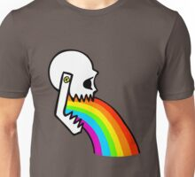 Rainbow Vomit Unisex T-Shirt