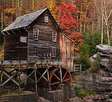 WVA Grist Mill by Dennis Rubin IPA