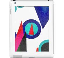 Abstract 169C iPad Case/Skin