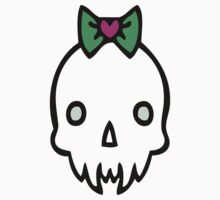 Cute Skull Kids Clothes