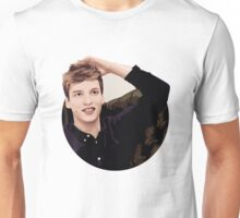 Golden Grand Piano Unisex T-Shirt