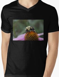 Pretty in Pollen Mens V-Neck T-Shirt