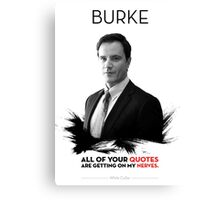 Awesome Series - Burke Canvas Print