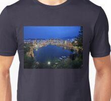 Agios Nikolaos & Voulismeni lake Unisex T-Shirt