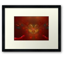 Seeker of Souls Framed Print