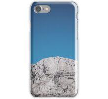 Sainte Victoire mountain iPhone Case/Skin
