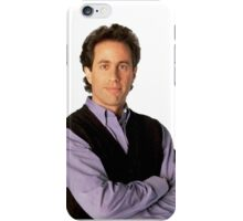 Jerry Seinfeld  iPhone Case/Skin