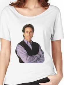 Jerry Seinfeld  Women's Relaxed Fit T-Shirt