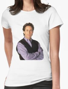 Jerry Seinfeld  Womens Fitted T-Shirt