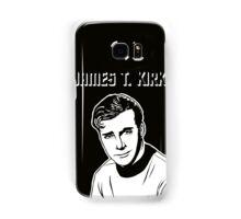 James T. Kirk Samsung Galaxy Case/Skin