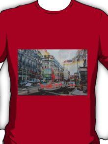 London IX - Red Buses T-Shirt