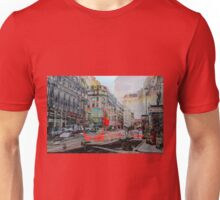 London IX - Red Buses Unisex T-Shirt