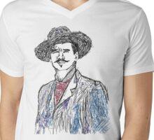 I'm Your Huckleberry Mens V-Neck T-Shirt