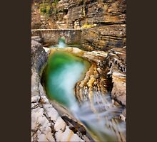 Natural pool in Zagori Unisex T-Shirt