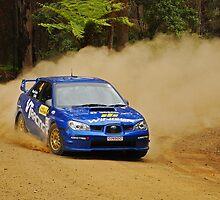 Subaru Dustup by katsie78
