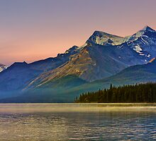 Canadian Rockies by Doug Keech