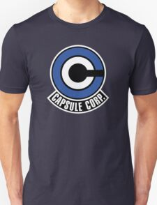 Capsule Corp. Logo - DBZ Cosplay - Trunks alternate T-Shirt