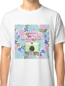 Love and Snapshots  Classic T-Shirt