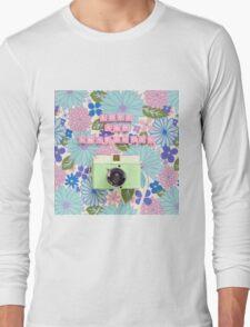 Love and Snapshots  Long Sleeve T-Shirt