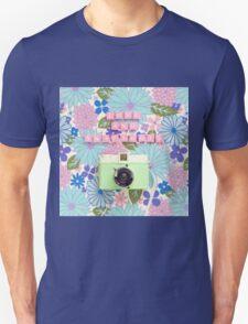 Love and Snapshots  Unisex T-Shirt