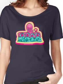 Dead Octopus On The Rocks Women's Relaxed Fit T-Shirt