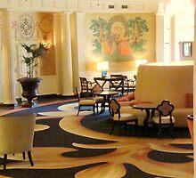 Cozy Corner - HOTEL ROANOKE  ^ by ctheworld