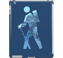 Alpine Hiker iPad Case/Skin