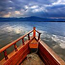 Boat ride in Lake Kerkini by Hercules Milas