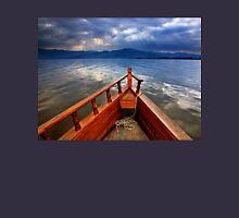 Boat ride in Lake Kerkini Unisex T-Shirt