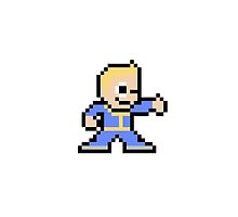 Fallout Pipboy/Vaultboy no text by miffed
