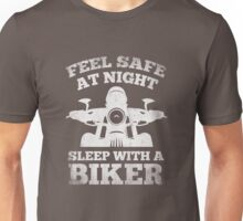 Feel Safe At Night Unisex T-Shirt
