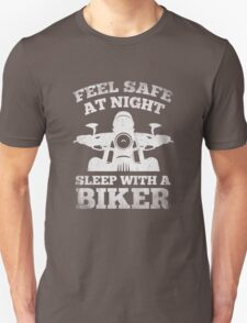 Feel Safe At Night T-Shirt