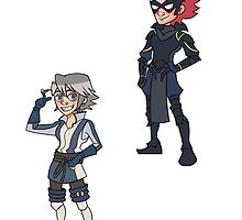 Fire Emblem - Inigo, Gerome by Konimel *