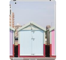 Beach Huts   iPad Case/Skin