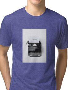 Love letter Tri-blend T-Shirt