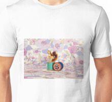 Crafty Squirrel  Unisex T-Shirt