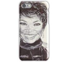 Tisha Campbell-Martin iPhone Case/Skin