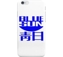 Firefly: Blue Sun Corporate Logo iPhone Case/Skin