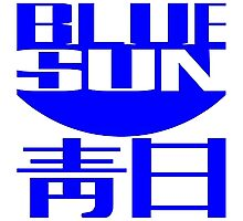Firefly: Blue Sun Corporate Logo Photographic Print