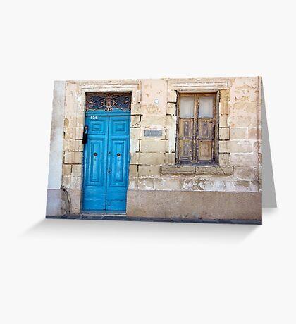 Malta 18 Greeting Card